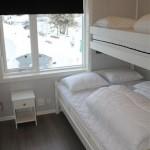 Stor-hytte sovevær