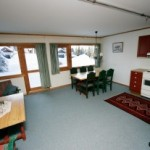 Små hytter - stue