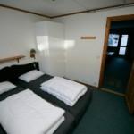 Små hytter soveværelse